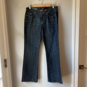 NWT J. Crew Bootcut Jeans - 32S